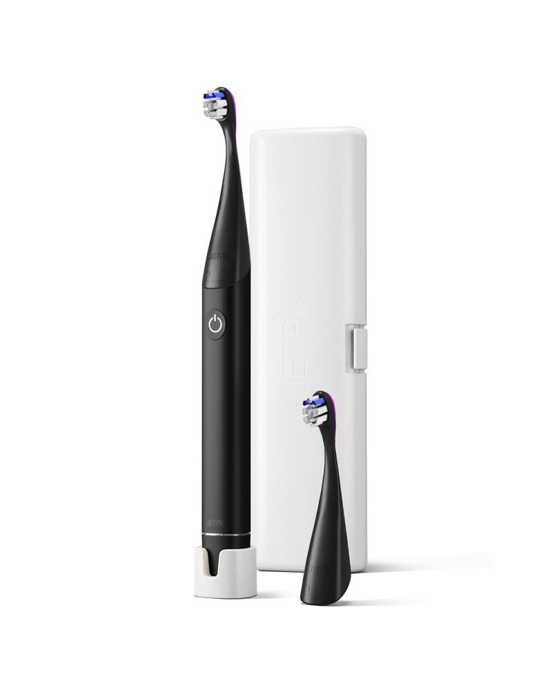 Jetpik JP300 Black Звуковая электрическая зубная щетка