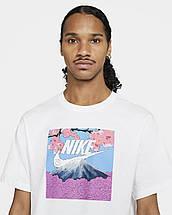 Футболка мужская Nike Sportswear Air Manga T-Shirt DB6153-100 Белый, фото 2