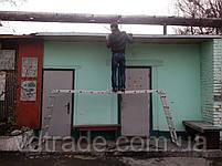 Лестница трансформер 4х5, алюминиевая, фото 6