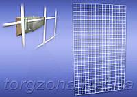 Торговая сетка, решетка (1.2/0.75) d-3, клетка 5/5см.