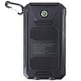 УМБ Lesko Power Bank 7000 mAh Black (2378-6766), фото 2