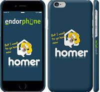 """Чехол на iPhone 6 Гомер. Истерика """"3043c-45"""""""