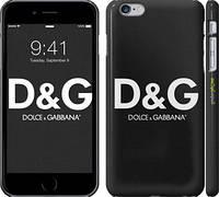 "Чехол на iPhone 6 Plus Dolce and Gabbana 1 ""449c-48"""