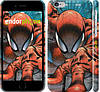 "Чехол на iPhone 6 Spiderman. Art ""3014c-45"""