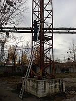 Лестница трансформер 4х5, алюминиевая, фото 8