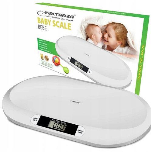 Детские электронные весы для новорожденных Esperanza EBS019 Bebe