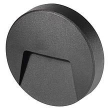 Светильник настенный лестничный EMOS ZC0113 3 Вт, IP65 NW Серый
