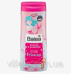 """Шампунь-гель для душа для детей """"Русалочка"""" Balea 300 ml"""