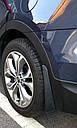 Брызговики MGC Hyundai Santa Fe (Хюндай Санта Фе) 2012-2018 г.в. комплект 4 шт 2WF46AC200, 868312W000, фото 7