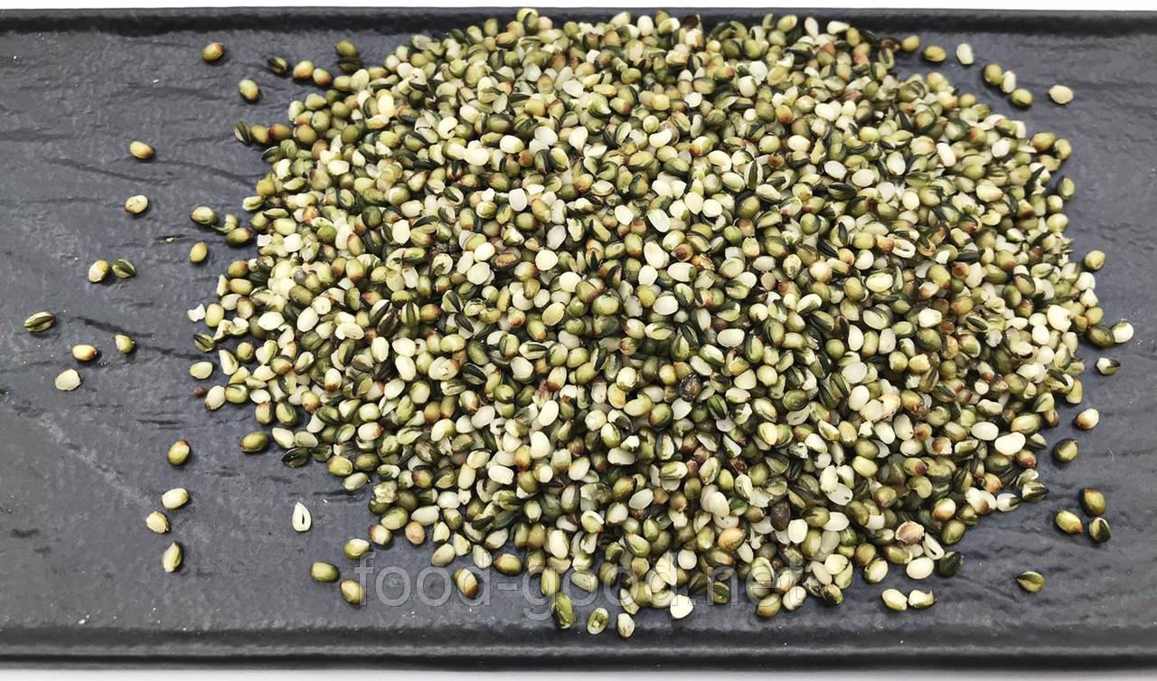 Семена конопли очищенные целое ядро, 100г