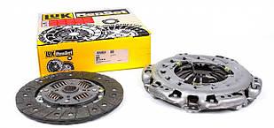 Комплект сцепления VW Crafter 2.5TDI (65-100kw) оригинал LUK (Германия) 624327809