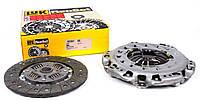 Комплект сцепления VW Crafter 2.5TDI 65-100kw LUK  (Германия) 624 3278 09