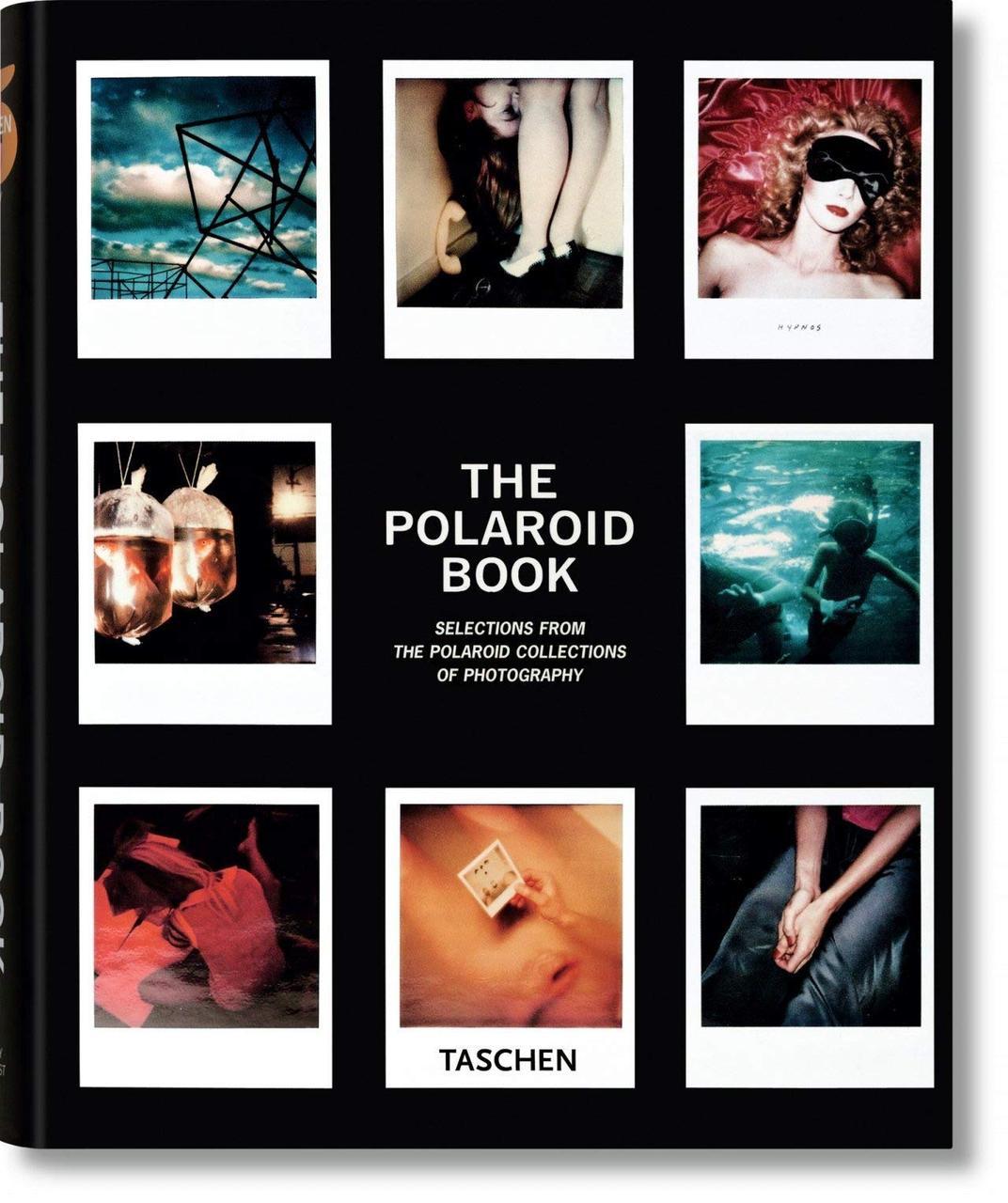 Книга The Polaroid Book.