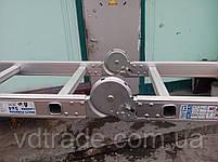Лестница трансформер 4х5, алюминиевая, фото 7