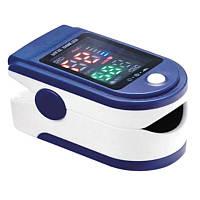Пульсоксиметр на палец пульсометр Finger Pulse Oximeter Lyg 88 183765