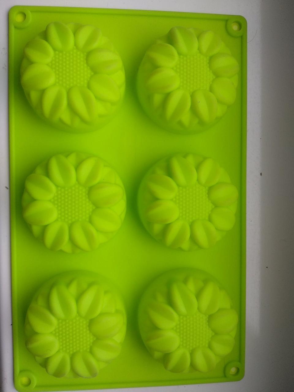 Форма силиконовая для выпечки Empire Цветы 101340