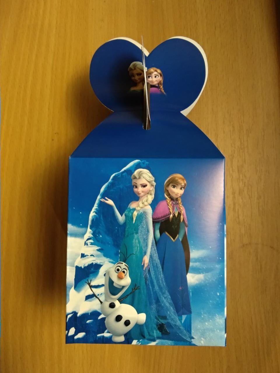 """Коробка подарочная """"Холодное сердце"""""""