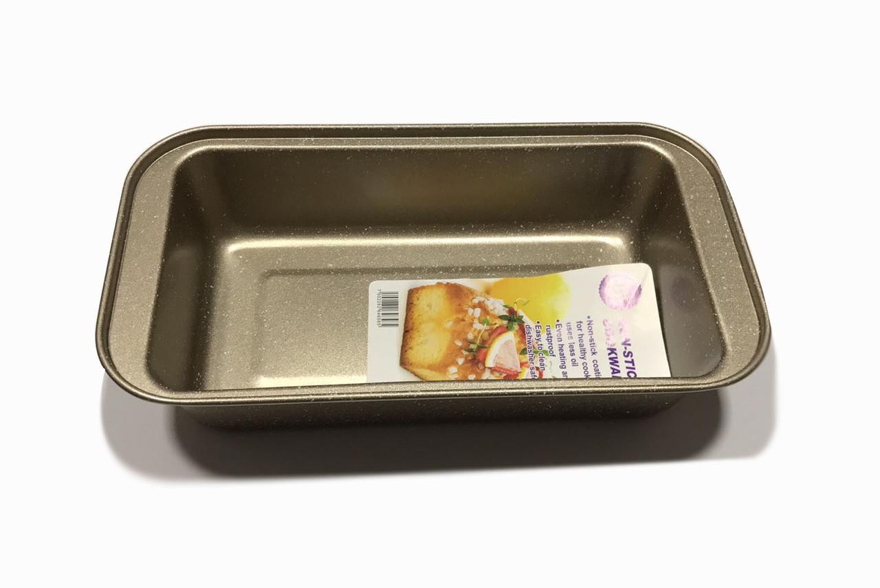 Прямоугольная форма для выпечки хлеба или бисквита с тефлоновым покрытием