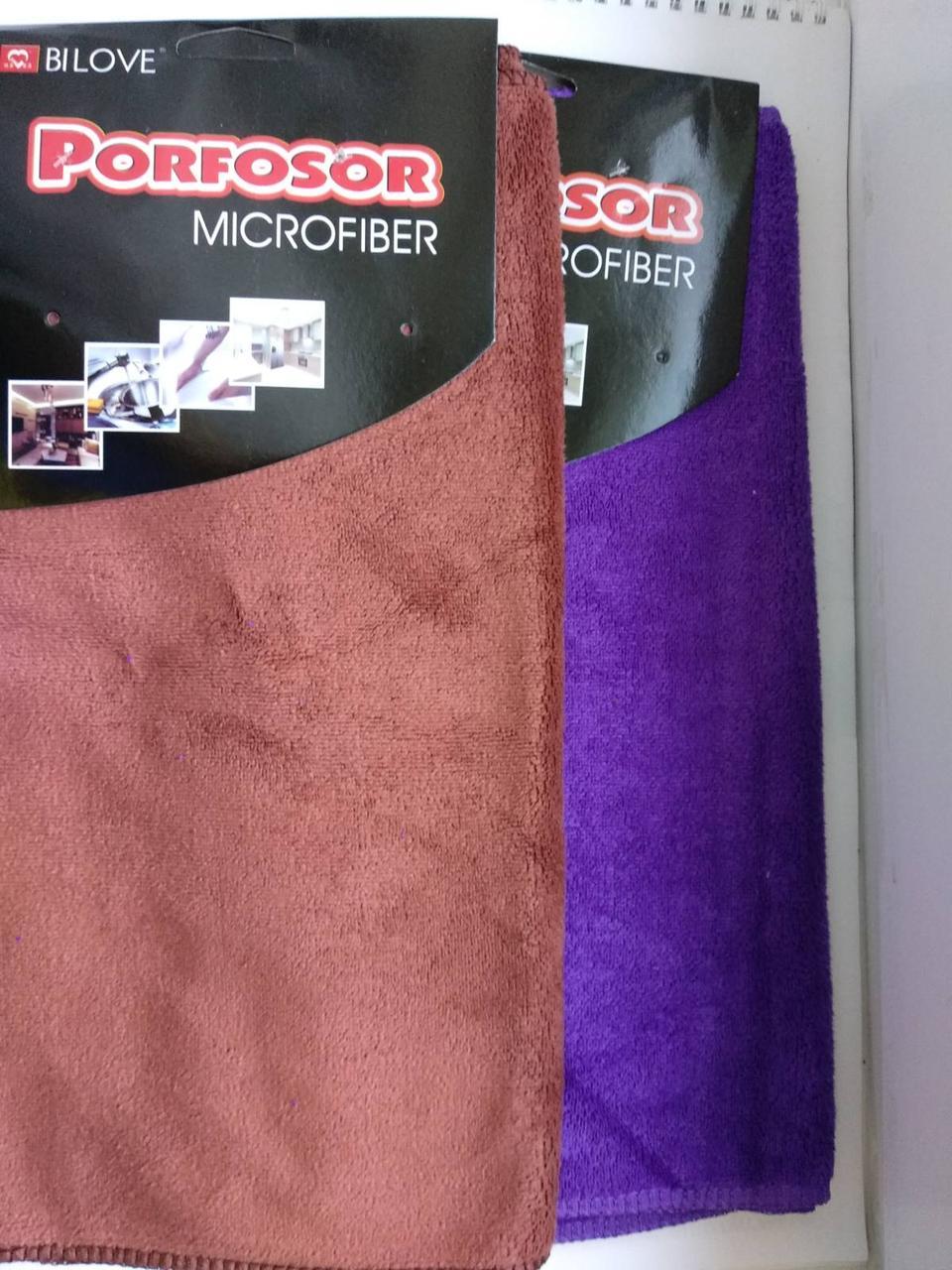 Полотенце микрофибра  35*75
