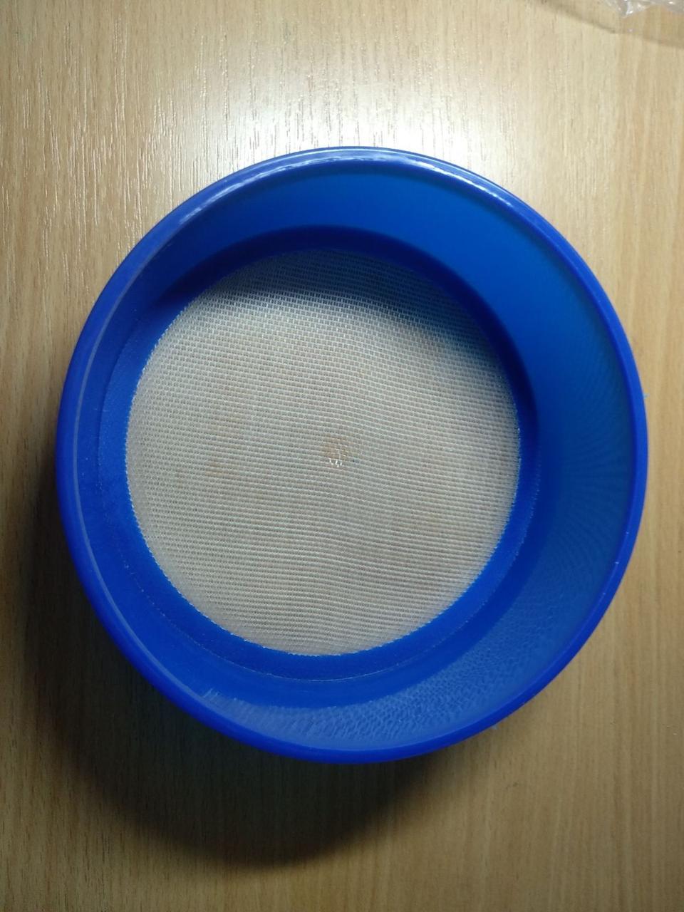 Сито нержавеющее для муки d-14 cм