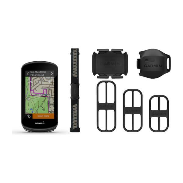 Професійний Велонавігатор Garmin Edge 1030 Plus Bundle з датчиками
