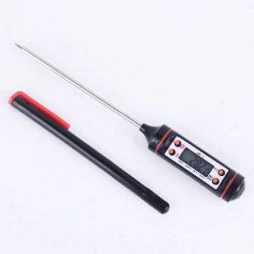 Термометр - щуп кулинарный цифровой -50 до +300 с защитным чехлом