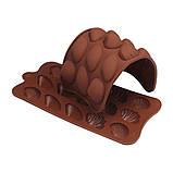 Форма силиконовая для конфет Ракушки, фото 2