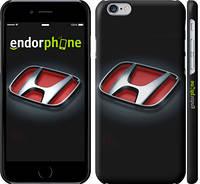 "Чехол на iPhone 6 Hond. Logo v2 ""3114c-45"""