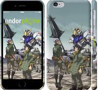 "Чехол на iPhone 6 Гандам железнокровные сироты ""3236c-45"""