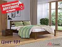 Деревянная кровать Рената Люкс Бук Щит