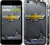 "Чехол на iPhone 6 Plus Chevrolet. Logo v3 ""3155c-48"""
