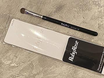 Круглая кисть для теней Ruby Rose Round Brush Eyeshadow HB-E55