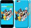 "Чехол на iPhone 6 The Looney Tunes Gang ""3059c-45"""