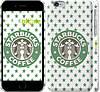 "Чехол на iPhone 6 Starbucks v4 ""3095c-45"""
