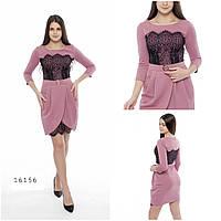 Розовое платье оптом, фото 1