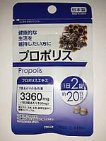 Прополис Япония на 20 дней применения - великолепный природный биостимулятор., фото 1
