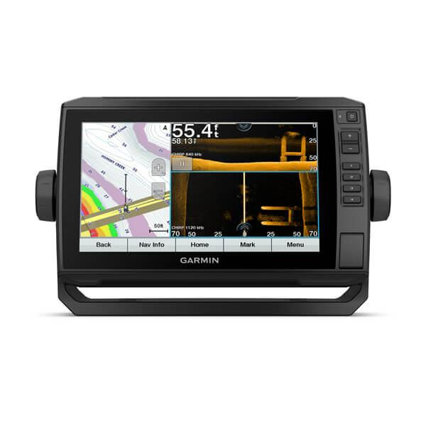 Ехолот GPS-Плоттер Garmin Echomap UHD 73SV with GT52 Transducer GPS-Плоттер