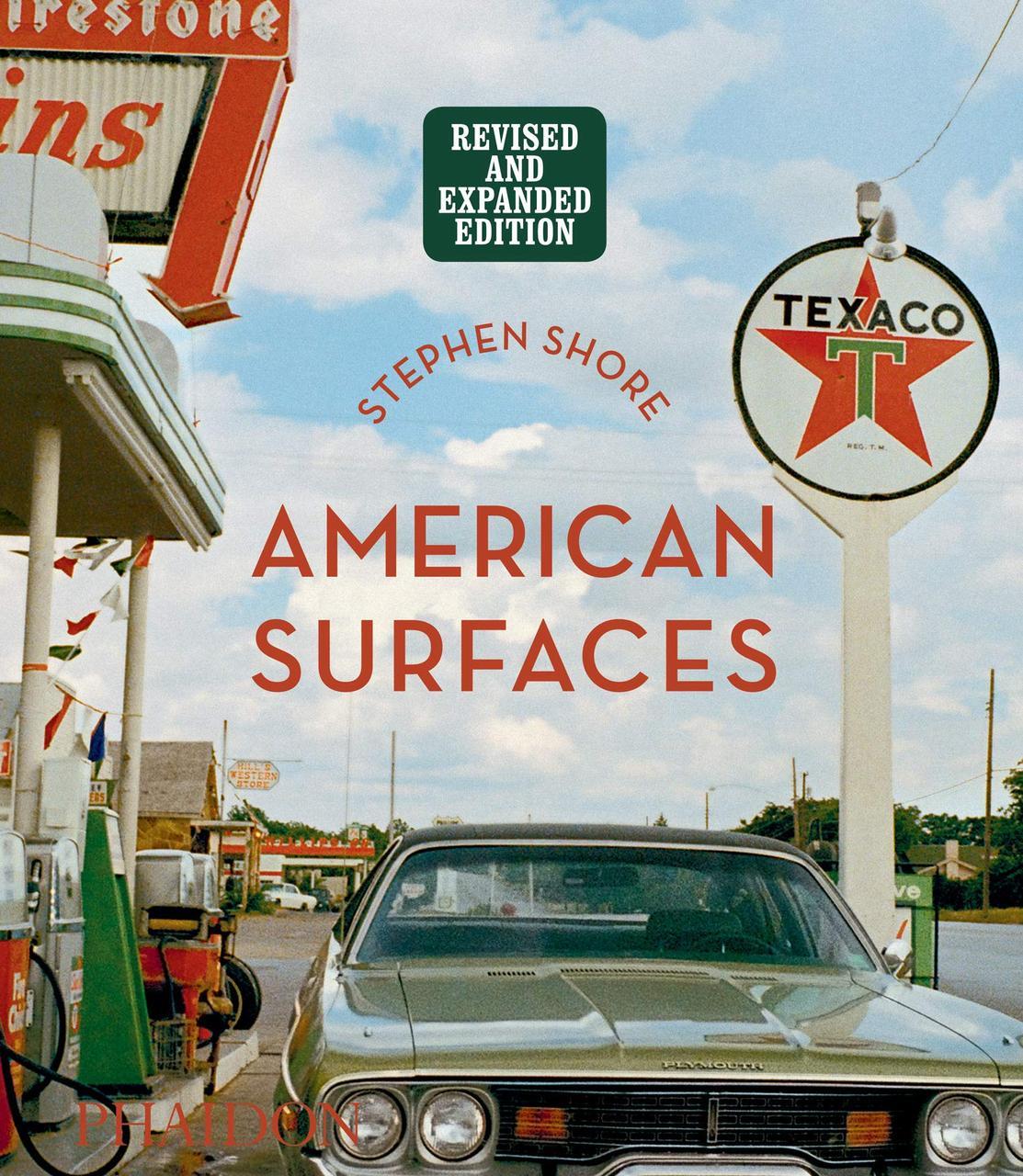 Книга Stephen Shore: American Surfaces