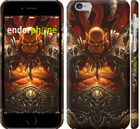 "Чехол на iPhone 6 World of Warcraft. Cataclysm ""641c-45"""
