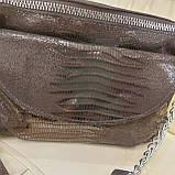 Женская сумочка из натуральной кожи, фото 2