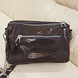 Женская сумочка из натуральной кожи, фото 5