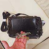 Женская сумочка из натуральной кожи, фото 6