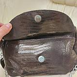 Женская сумочка из натуральной кожи, фото 9