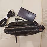 Женская сумочка из натуральной кожи, фото 10