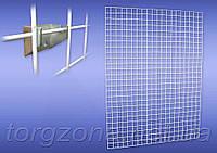 Торговая решетка, сетка (1.5/1) d-3, клетка 5/5см.