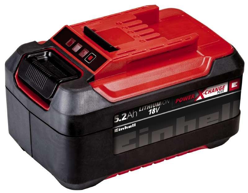 Аккумулятор Einhell Power-X-Change Plus 18V 5,2 Ah