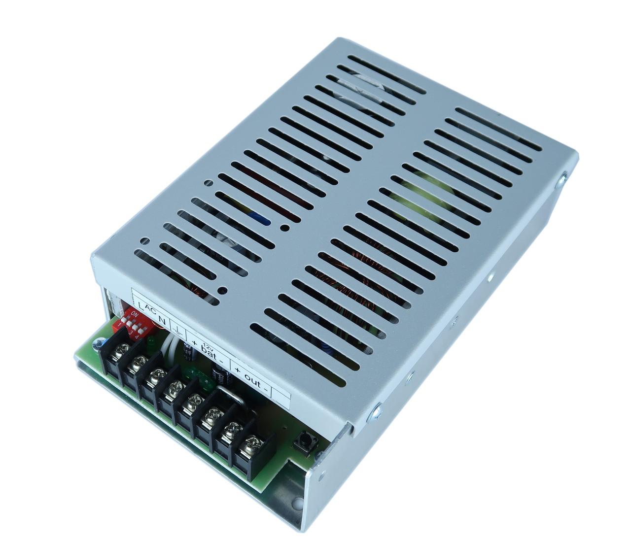 Источник бесперебойного питания 12В 10А 120 Ватт (заряд 0,7-10А) под аккумулятор 7-100А