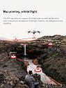 Квадрокоптер 4DRC F8 mini GPS камера 4К 5G дистанция 1км полет 22 мин, фото 3