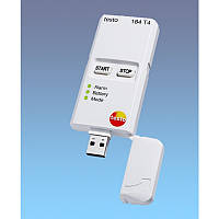 Testo 184 T4 Логгер температуры testo 184 T4 с NFC и USB, фото 1
