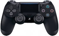 Джойстик геймпад DualShock 4 PS4 wireless controller плейстейшн Черный